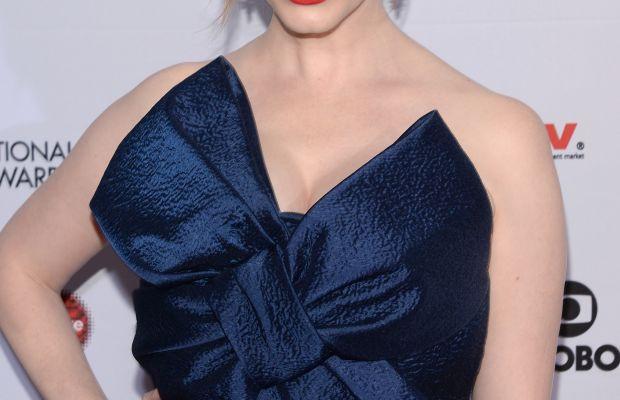 Christina Hendricks, International Academy of Television Arts and Sciences Emmy Awards, 2014