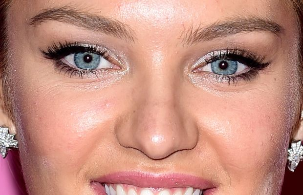 Candice Swanepoel, Victoria's Secret Fashion Show after-party, 2014