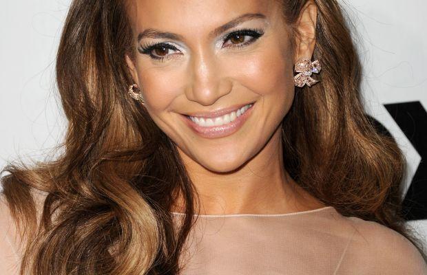 Jennifer Lopez, Golden Globe after-party, 2011