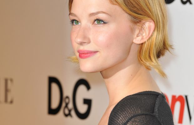 Haley Bennett, Teen Vogue Young Hollywood party, 2009