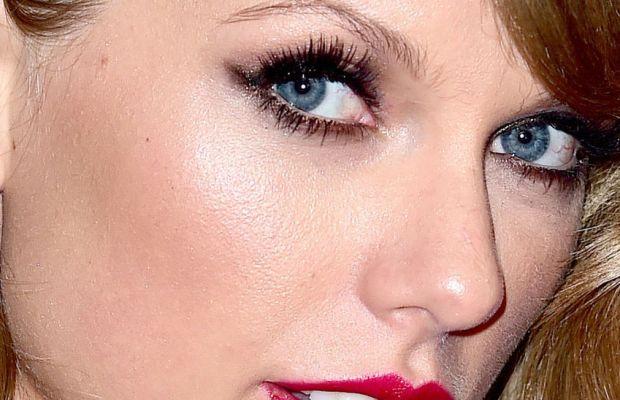 Taylor Swift, Victoria's Secret Fashion Show after-party, 2014 (close-up)