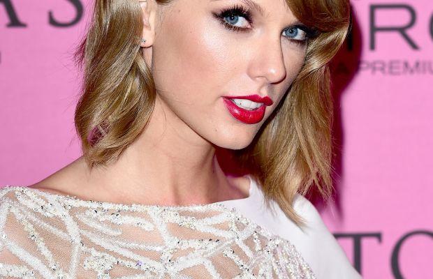 Taylor Swift, Victoria's Secret Fashion Show after-party, 2014