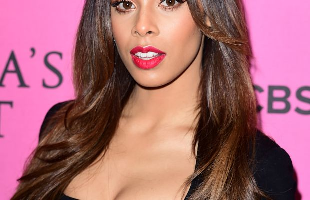 Rochelle Humes, Victoria's Secret Fashion Show after-party, 2014