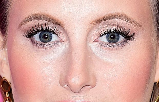 Rosie Fortescue, Victoria's Secret Fashion Show after-party, 2014 (close-up)