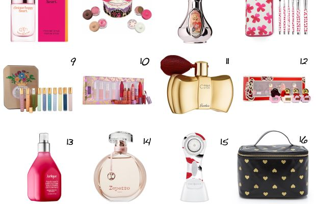 Girly beauty gifts