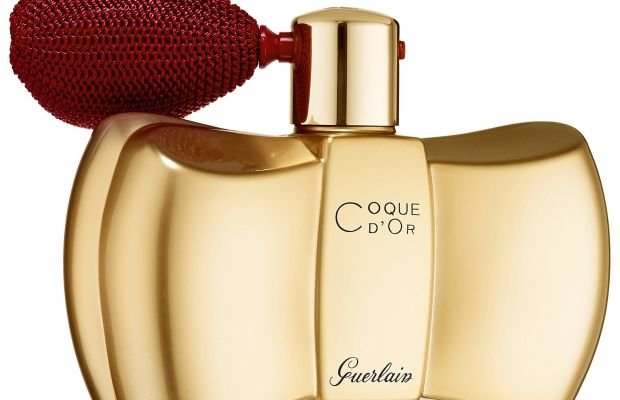 Guerlain Coque D'or Shimmery Powder