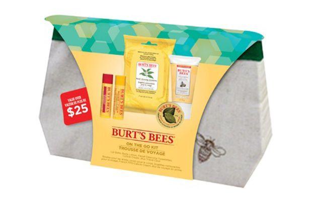 Burt's Bees On the Go Kit