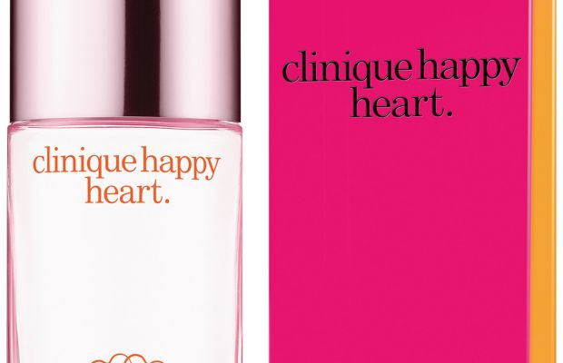 Clinique Happy Heart Charity Fragrance