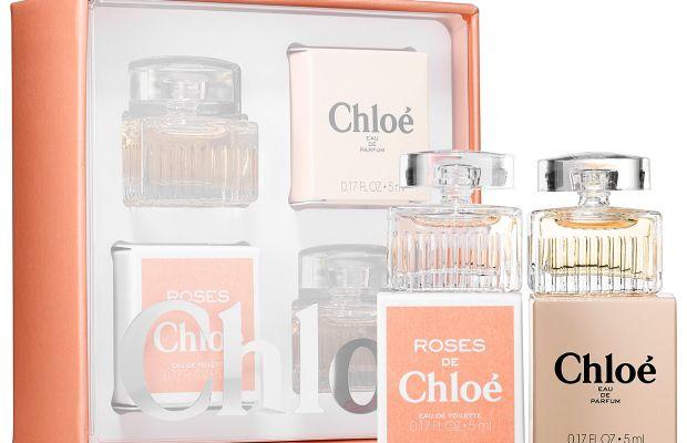 Chloe Mini Travel Gift Set