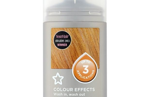 Superdrug Colour Effects in Strawberry Blonde
