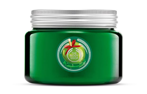 The Body Shop Glazed Apple Bath Jelly