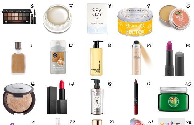 Beauty Editor staff beauty picks