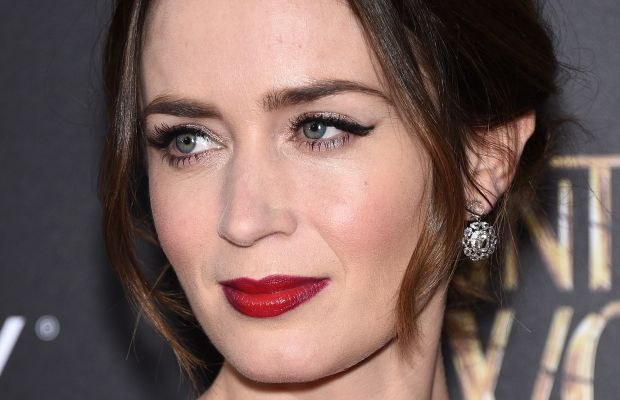 Emily Blunt, Into the Woods premiere, 2014