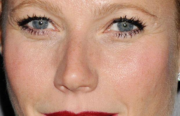 Gwyneth Paltrow, amfAR Inspiration Gala, 2014 (close-up)