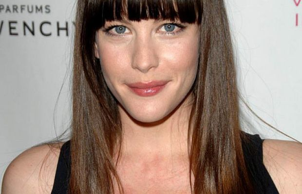 Liv Tyler, Givenchy Irresistible event, 2007