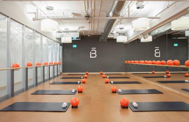 Barre3 Toronto studio