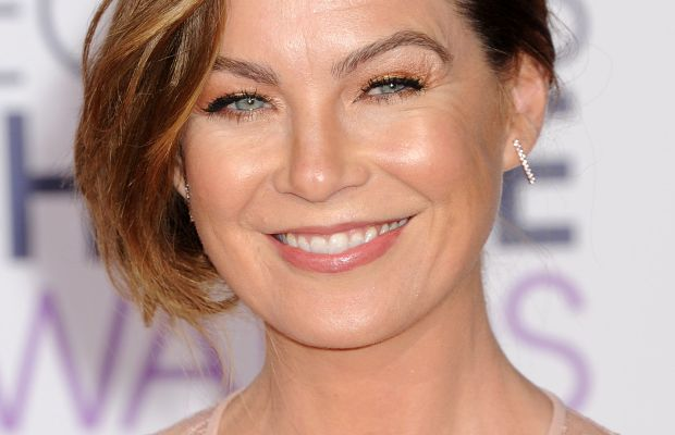 Ellen Pompeo, People's Choice Awards 2015