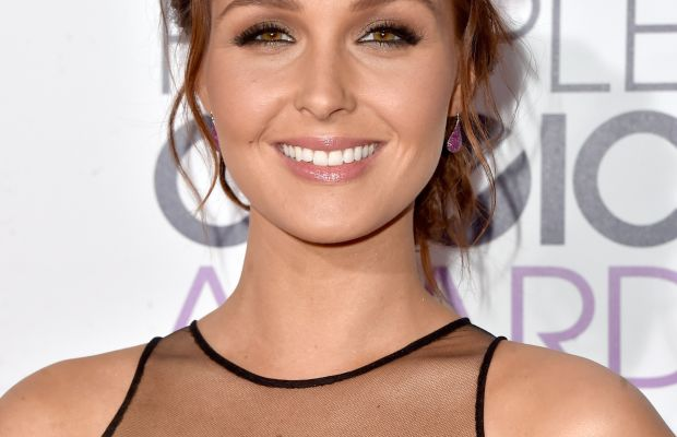 Camilla Luddington, People's Choice Awards 2015