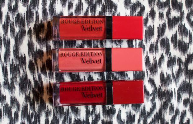 Bourjois Rouge Edition Velvet