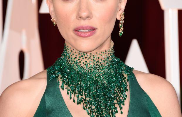 Scarlett Johansson, Oscars 2015