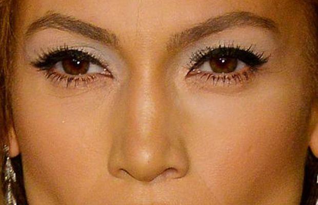 Jennifer Lopez, Vanity Fair Oscar party, 2015