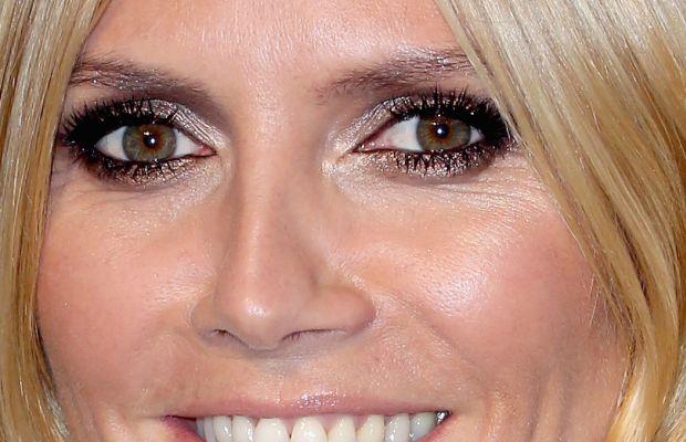 Heidi Klum, Elton John AIDS Foundation Academy Awards viewing party, 2015