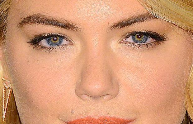 Kate Upton, Vanity Fair Oscar party, 2015