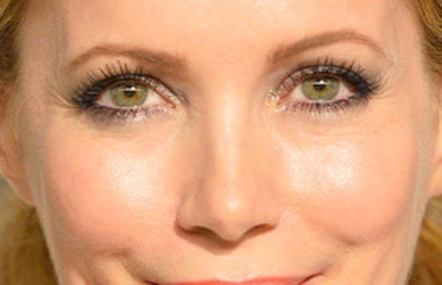 Leslie Mann, Vanity Fair Oscar party, 2015