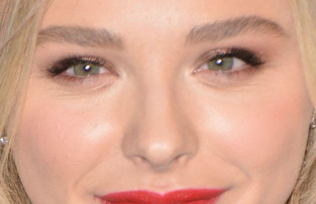 Chloe Moretz, Vanity Fair Oscar party, 2015