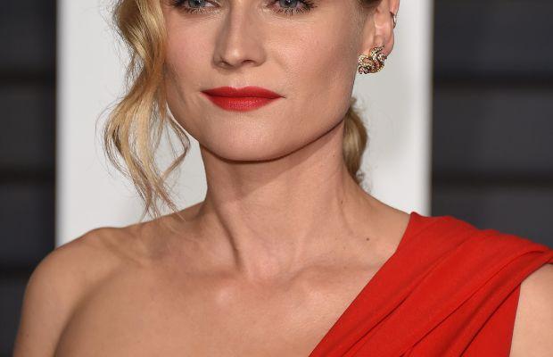Diane Kruger, Vanity Fair Oscar party, 2015