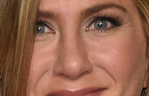 Jennifer Aniston, Vanity Fair Oscar party, 2015