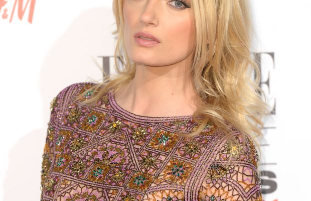 Lily Donaldson, ELLE Style Awards 2015
