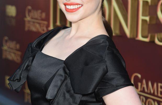 Emilia Clarke, Game of Thrones season 5 premiere, 2015