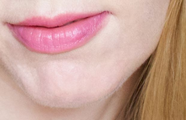 The Body Shop Lip and Cheek Velvet Stick in 20 Pink