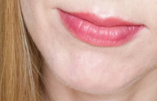 The Body Shop Lip and Cheek Velvet Stick in 35 Coral