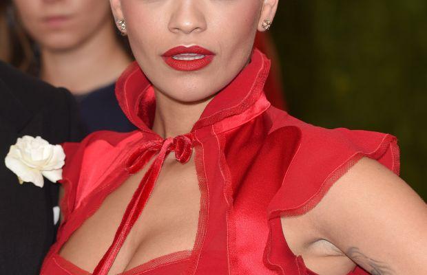 Rita Ora, Met Ball 2015