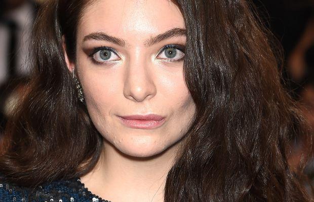 Lorde, Met Ball 2015