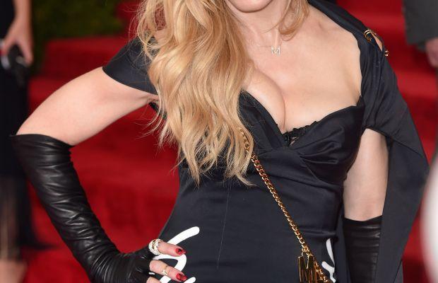 Madonna, Met Ball 2015