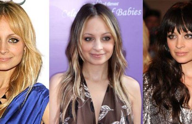 Nicole_Richie_blonde_brunette_hair_colour