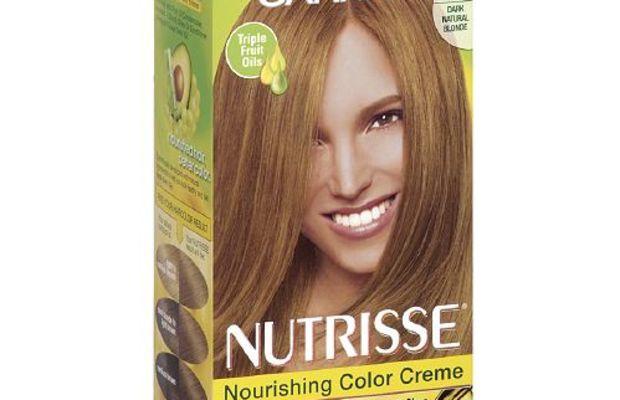 Garnier Nutrisse Permanent Hair Colour in 70 Dark Natural Blonde