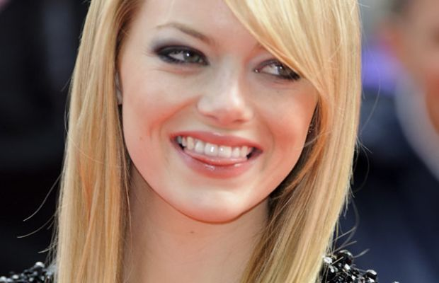 Emma Stone - The Amazing Spider-Man - London premiere