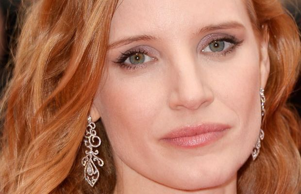 Jessica Chastain, Foxcatcher screening, Cannes 2014