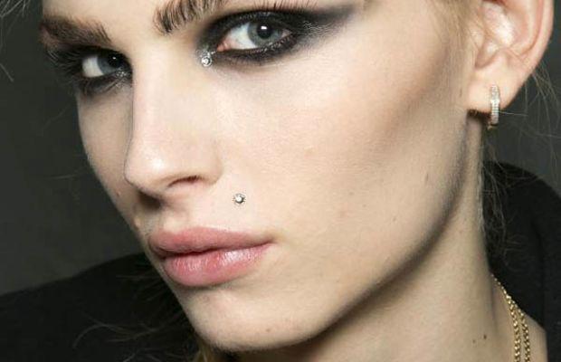 Jean Paul Gaultier - Spring 2013 Couture makeup