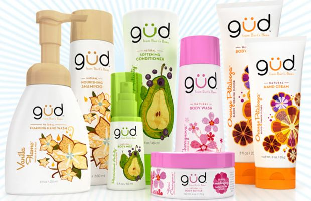 gud by Burt's Bees products