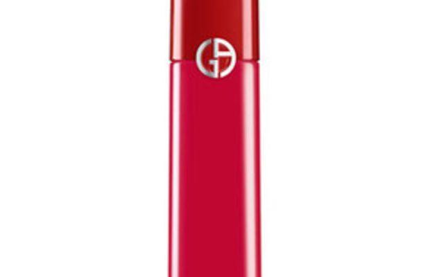Giorgio Armani Lip Maestro Matte Lip Lacquer in 400 - The Red