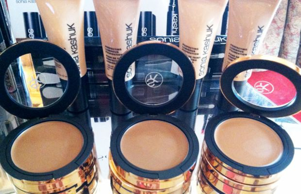 Sonia Kashuk in Toronto - bronzers and foundations