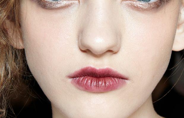 Bibhu Mohapatra - Fall 2013 makeup