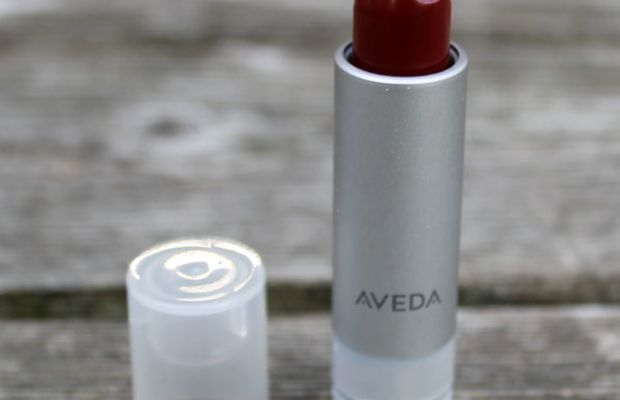 Aveda Nourish-Mint Smoothing Lip Colour in Sweet Plum