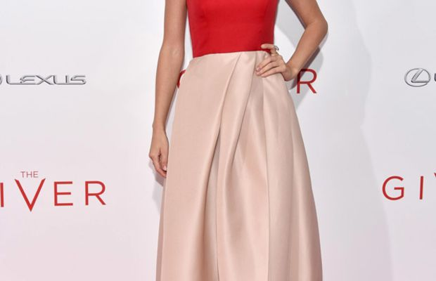 Taylor Swift, The Giver premiere, 2014 (3)