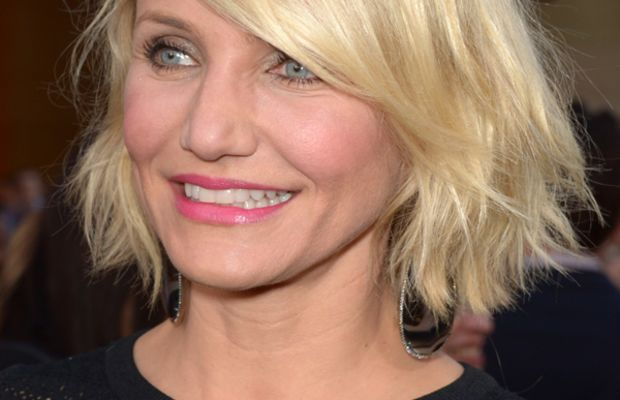 Cameron Diaz - What to Expect When You're Expecting premiere